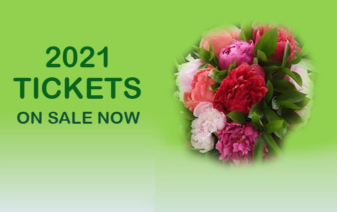Chelsea Flower Show 2021 Ticket Prices
