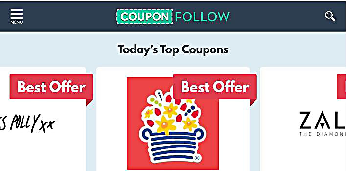Flower CouponFollow