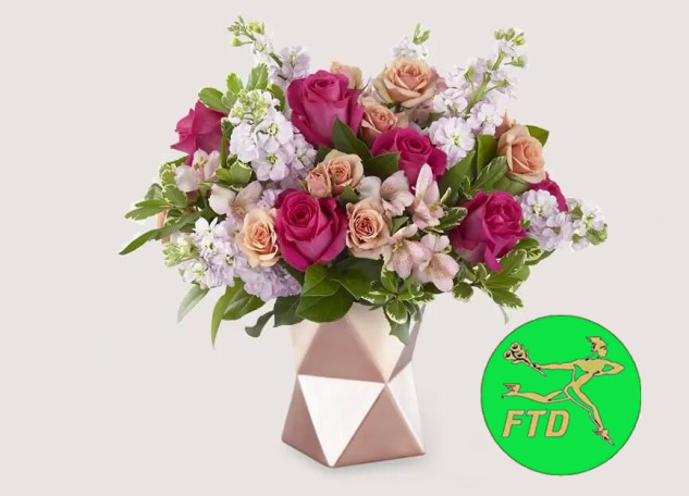 FTD stands for florists