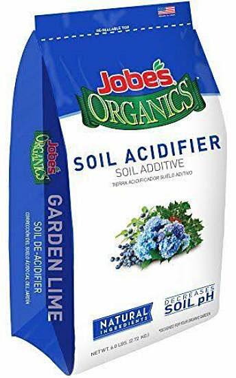 Jobe's organics soil