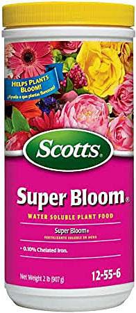 Scott super bloom water