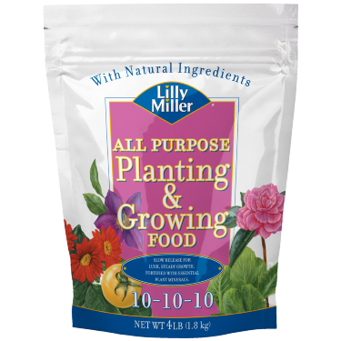 lilly miller 10-10-10 plant food for Snake plant